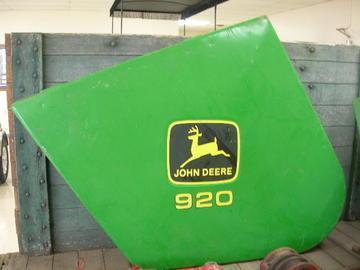 Used John Deere - 900 Series Left End Shield