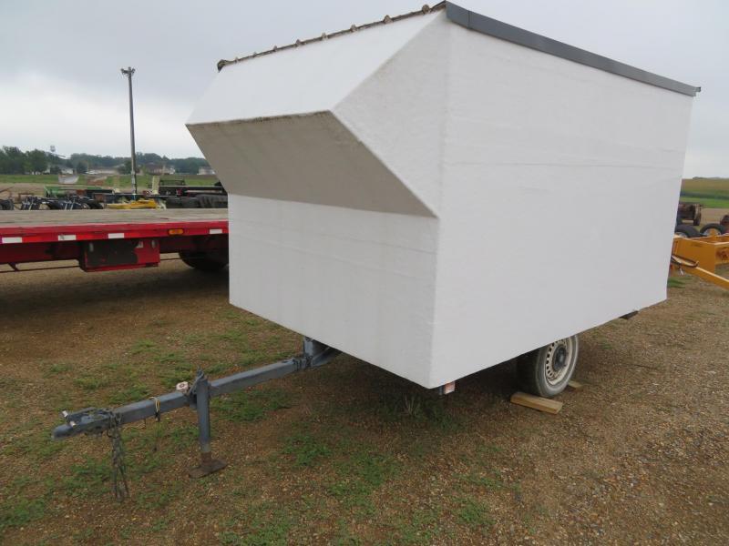 1995 Homemade 6 x 10 Enclosed Decoy Cargo Trailer