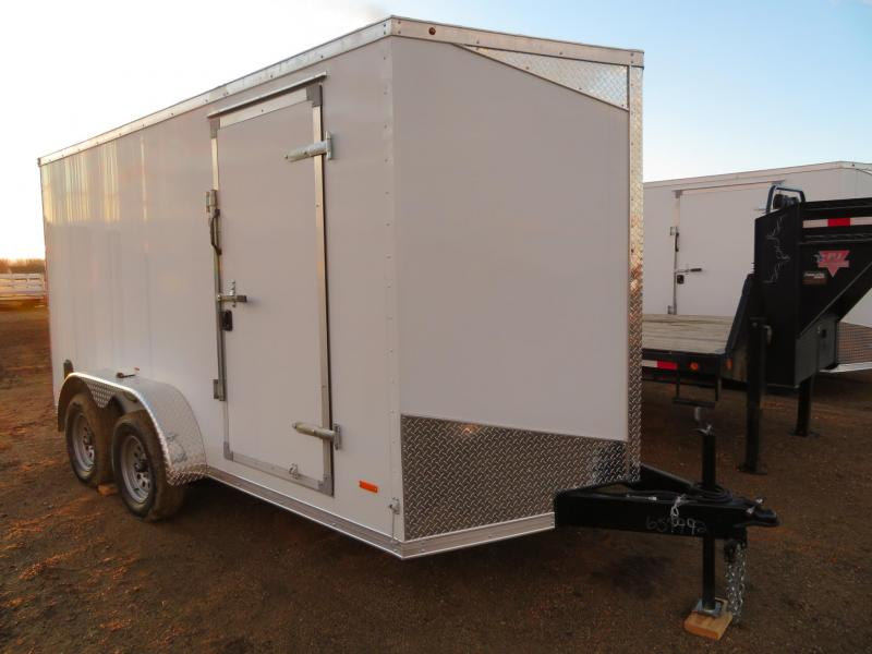 2020 RC Trailers 7 x 14 Enclosed Cargo Trailer