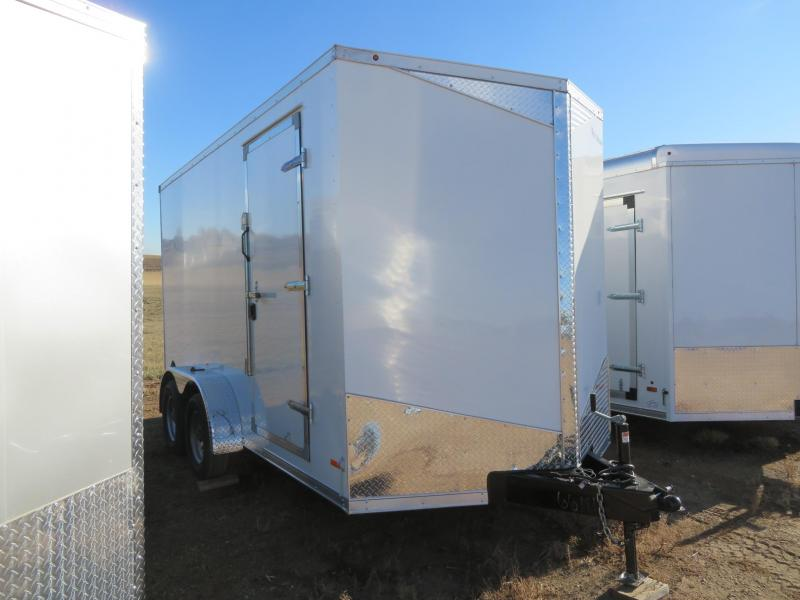 2021 RC Trailers 7 x 14 Enclosed Cargo Trailer