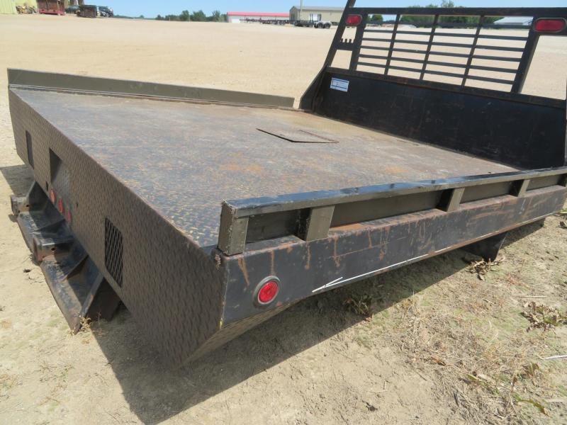 Used J&I Mfg 102 x 102 Truck Bed