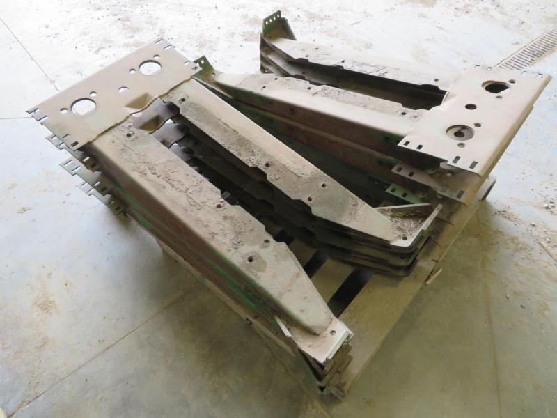 Used John Deere 90 Series Cornhead Row Unit Frame