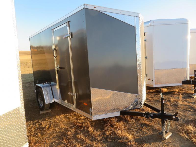 2021 RC 6 x 12 Enclosed Cargo Trailer