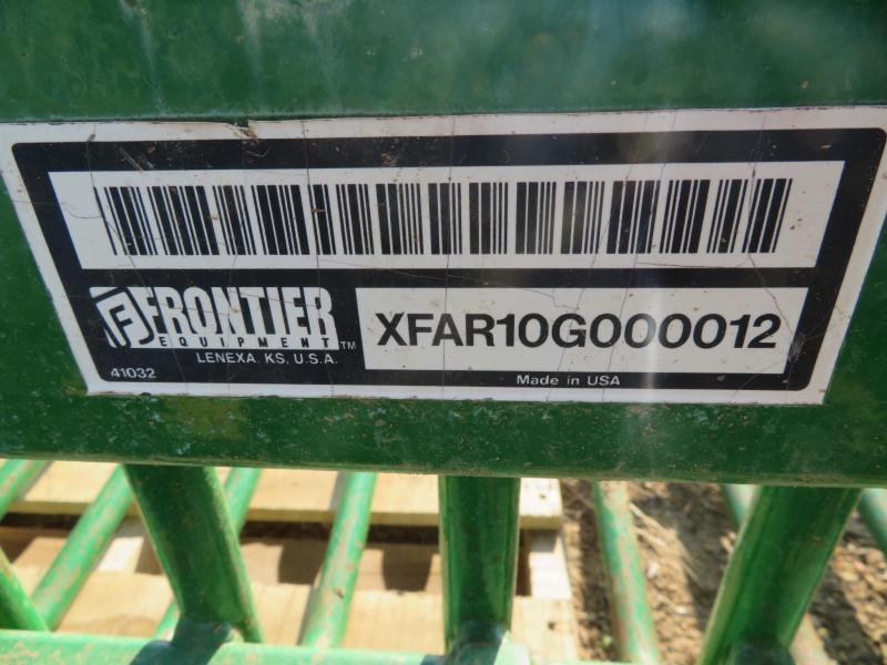 "Frontier 74"" Rock Bucket for Euro QT Loader"