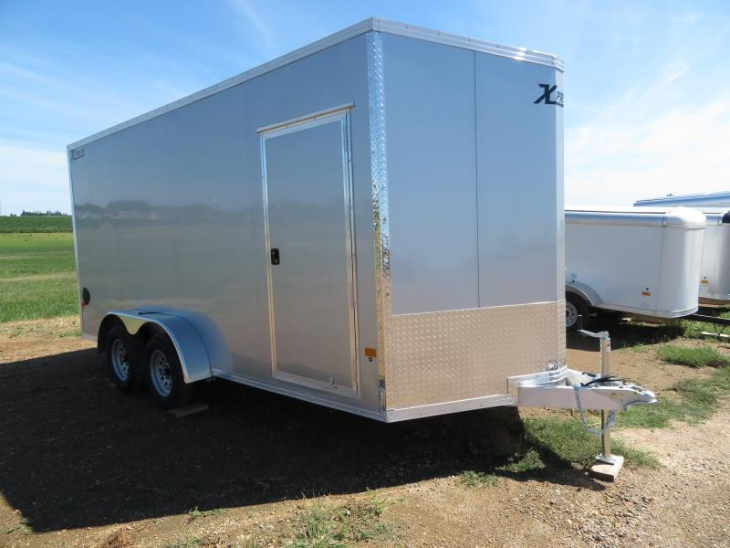 2021 High Country 7 x 16 Enclosed Cargo Trailer