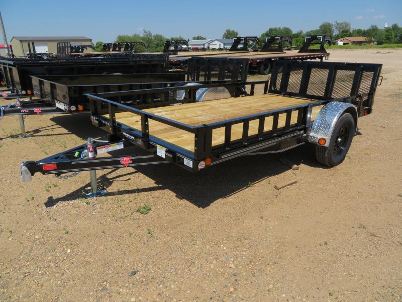 2021 PJ Trailers 12 ATV Utility Trailer