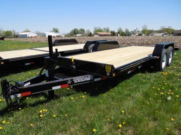 2020 Titan 20 Tilt Equipment Trailer