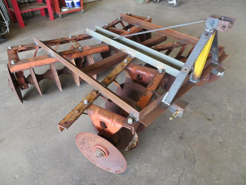 Used Allis Chalmers 6' Tandem Disc - 3 Point