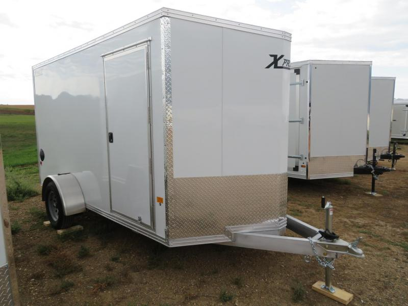 2022 High Country 6 x 12 Enclosed Cargo Trailer
