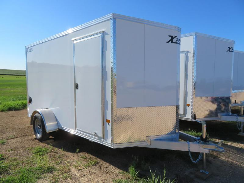 2021 High Country 6 x 12 Enclosed Cargo Trailer