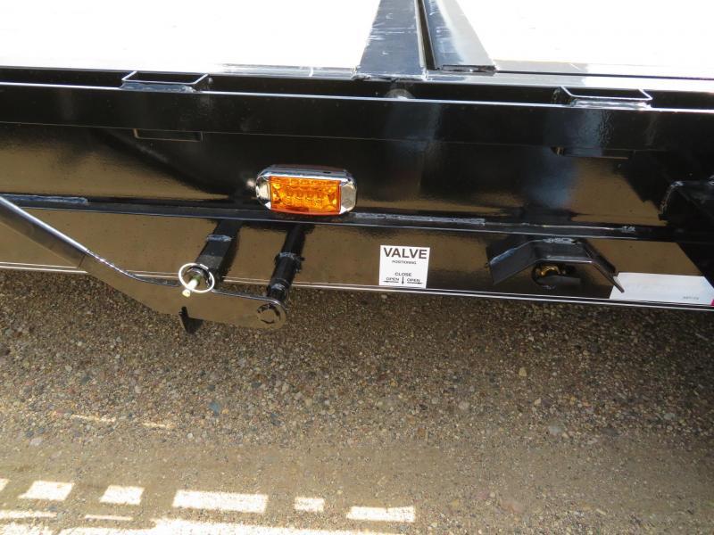 2021 PJ Trailers 26 Tiltbed GN Triple Axle Equipment Trailer