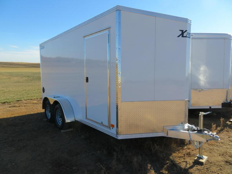 2021 High Country 7 x 14 Enclosed Cargo Trailer