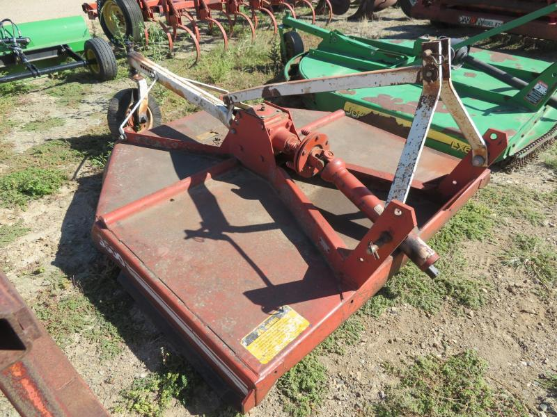Hesston 3500 5' 3 Point Rotary Mower