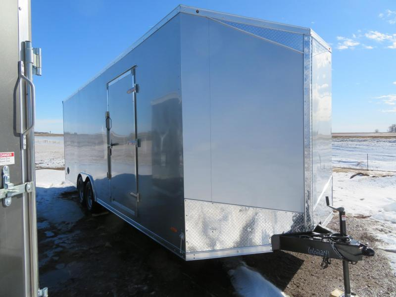2021 RC Trailers 8.5 x 24 Enclosed Cargo Trailer