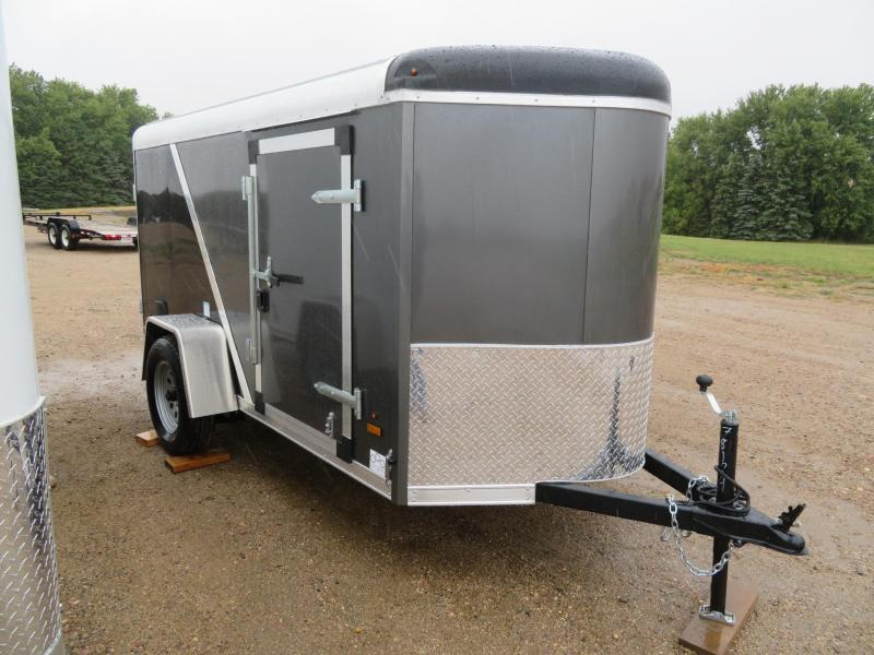 2021 US Cargo 5 x 10 Enclosed Cargo Trailer