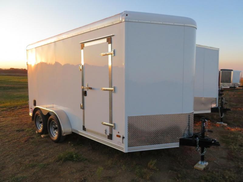 2021 US Cargo 7 x 14 Enclosed Cargo UTV Trailer