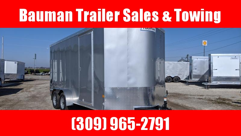 2020 Extra Tall Haulmark TSV716T2 Enclosed Cargo Trailer