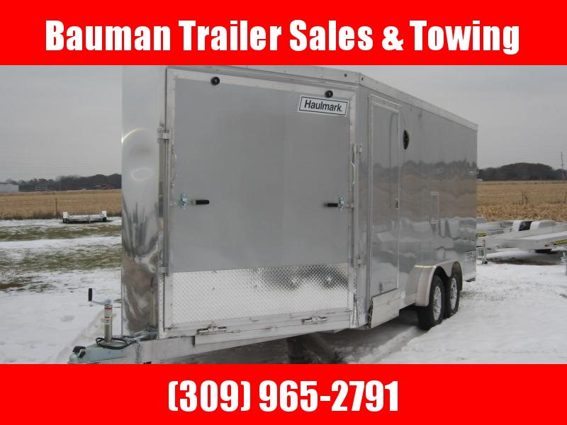 2020 Haulmark ALL ALUMINUM VENTURE MID DECK VTM7.5X24TA2 Snowmobile Trailer