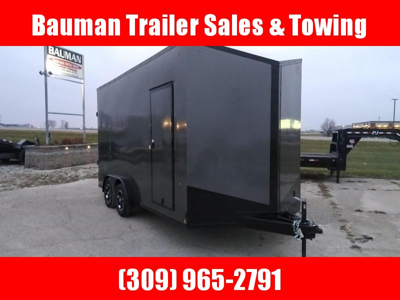 2021 Formula Trailers EXTRA EXTRA TALL Triumph 7.5x16TE2 UTV TRAILER Enclosed Cargo Trailer