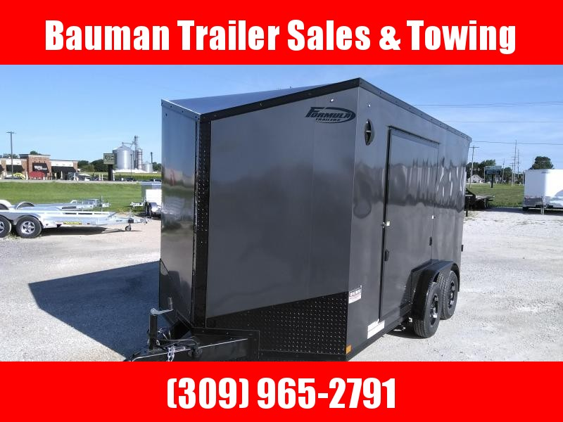 2021 Formula Trailers Triumph 7.5x14TE2 UTV TRAILER Enclosed Cargo Trailer