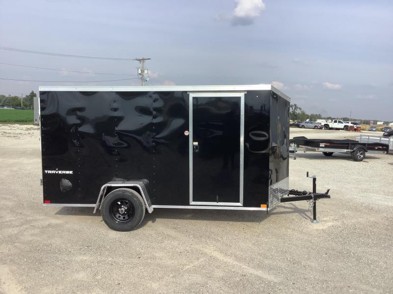 2022 Formula Trailers Traverse 6x12SI2 Enclosed Cargo Trailer