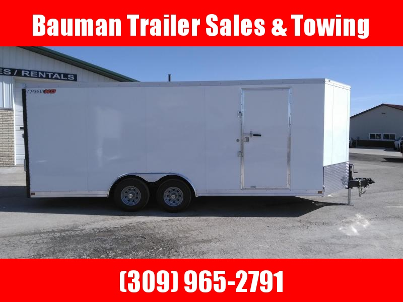 2021 Wells Cargo WVHD8.5X20X7FT Enclosed Cargo Trailer