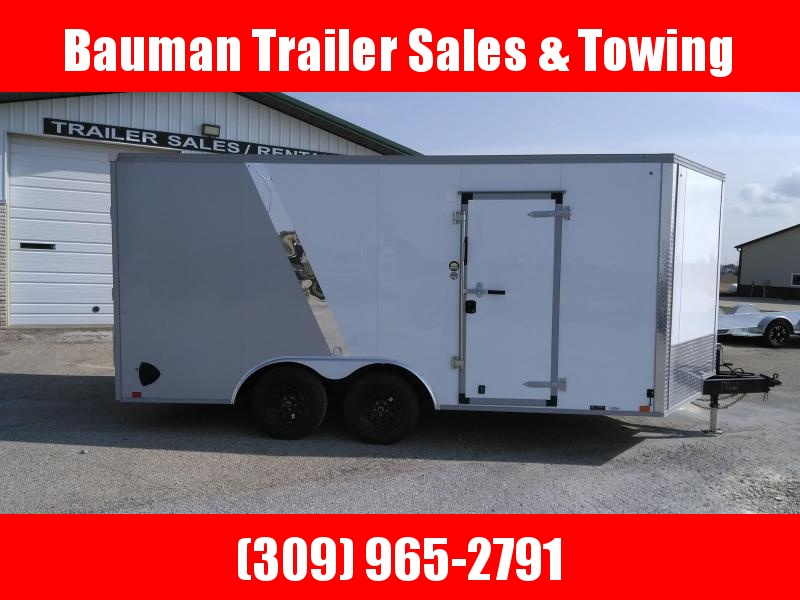 2021 United Trailers XLTV 8.5X19 Enclosed Cargo Trailer
