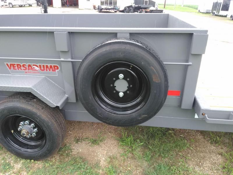 2020 Midsota FFRD-18 Dump Trailer
