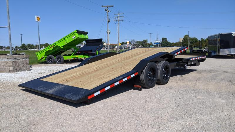 2020 Midsota 24FT  TBWB Flatbed Trailer