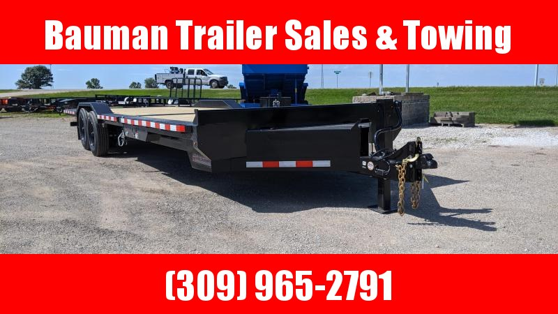 2021 Midsota 24FT  TBWB Tilt Bed Trailer