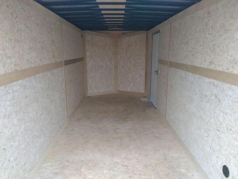 2021 Extra Tall Haulmark TSV716T2 Enclosed Cargo Trailer