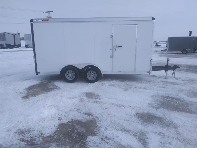 2021 Wells Cargo WHD716T2 Extra Height Enclosed Cargo Trailer