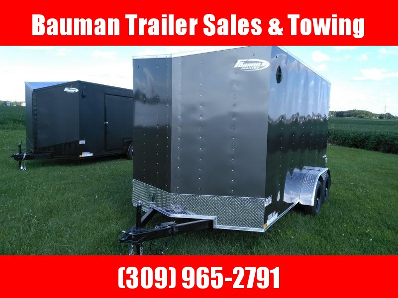 2021 Formula Trailers Traverse EXTRA TALL 7x14TE2 Enclosed Cargo Trailer