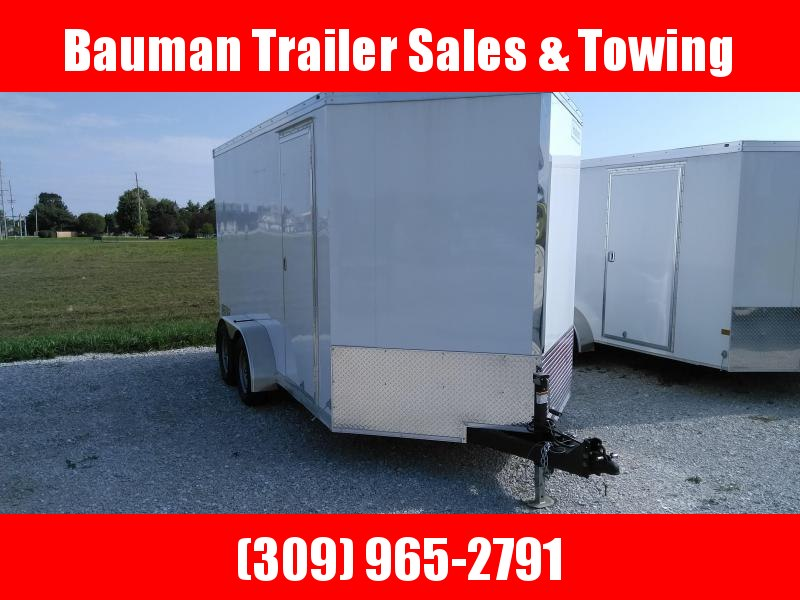 2020 Haulmark GRVHD714T2 Extra tall Enclosed Cargo Trailer