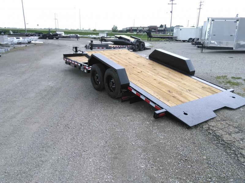 2020 Midsota TB-22 16K Flatbed Trailer