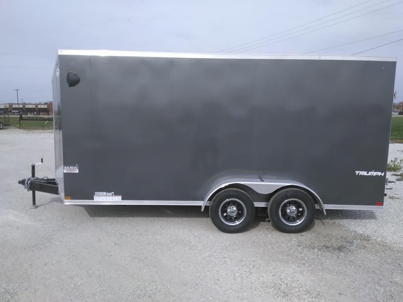 2021 Formula Trailers Triumph 7x16 UTV TRAILER EXTRA TALL Enclosed Cargo Trailer