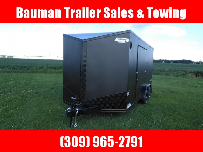 2021 Formula Trailers Triumph ULTIMATE BLACKOUT UTV TRAILER 7.5x16TE2 Enclosed Cargo Trailer