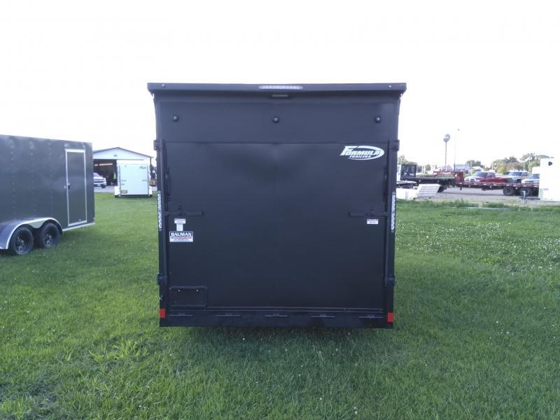 2021 Formula Trailers Triumph ULTIMATE BLACKOUT UTV TRAILER 7.5x16TE2 Enclosed Cargo Trailer