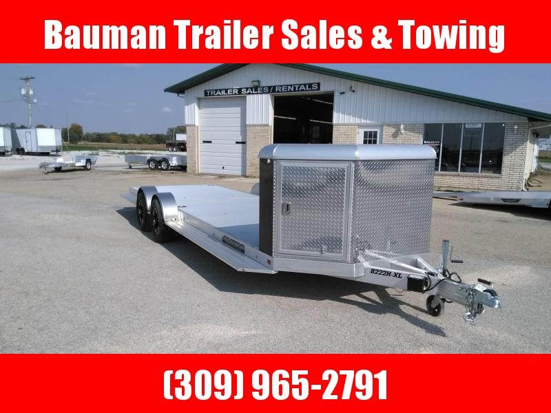 2021 Aluma 8222HXL Car / Racing Trailer