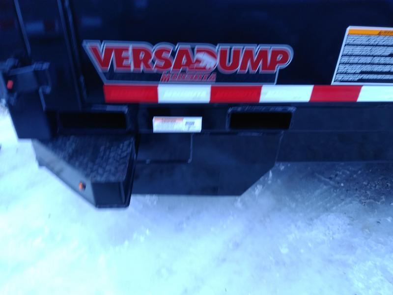 2021 Midsota HV-14 Commercial Grade Dump Trailer