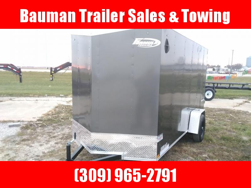2021 Formula Trailers Traverse 6x12SI2 Enclosed Cargo Trailer