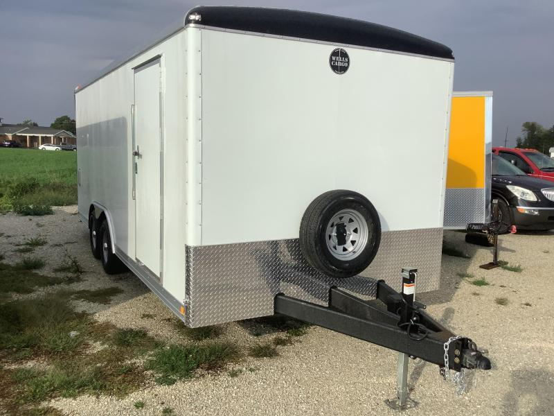 2022Wells Cargo WHD8520T3 EXTRA HEIGHT Enclosed Cargo Trailer