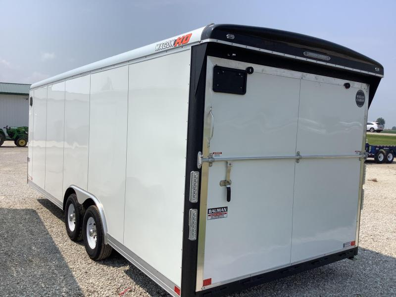 2021 Wells Cargo WHD8522T3 EXTRA HEIGHT Enclosed Cargo Trailer