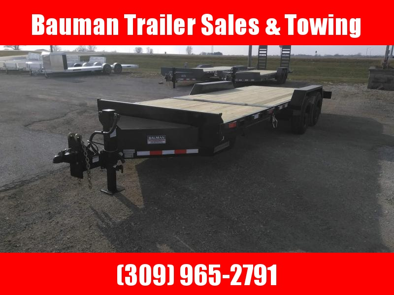 2021 Midsota TBHD-22 Flatbed Trailer