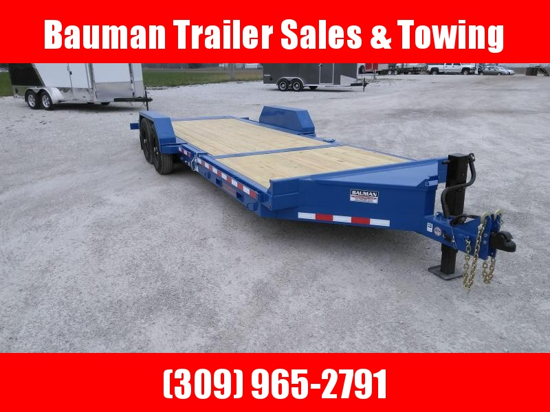 2021 Midsota TB-22 TILTBED Equipment Trailer