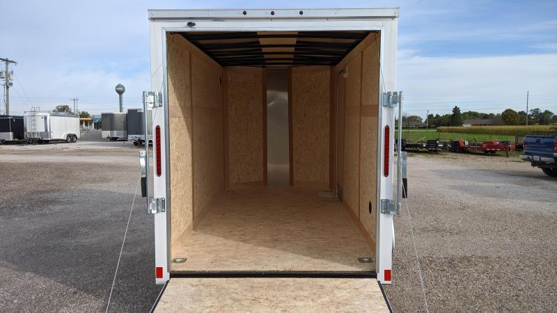 2021 Haulmark PP612 Enclosed Cargo Trailer