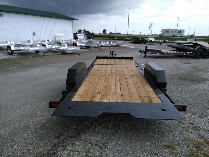 2021 Midsota TB-22 16K Flatbed Trailer