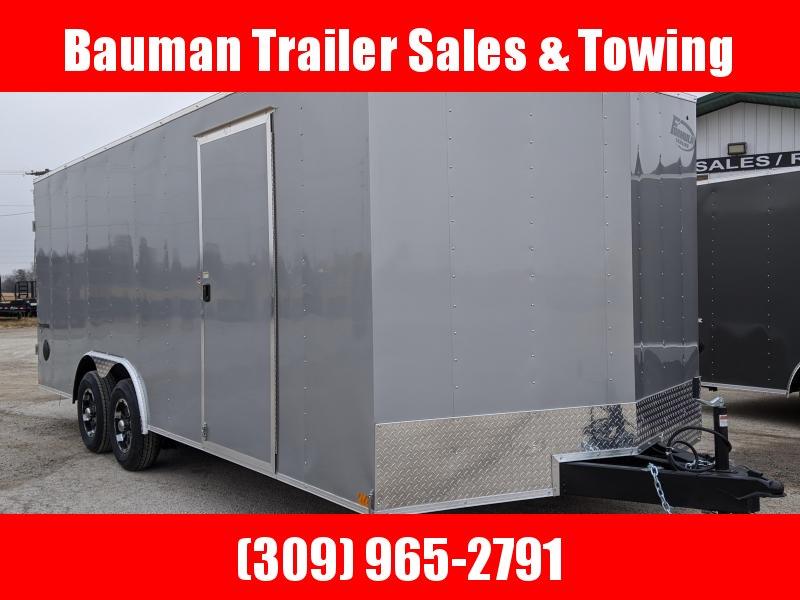 2020 Formula Trailers Traverse 8.5x20TE3 Enclosed Cargo Trailer
