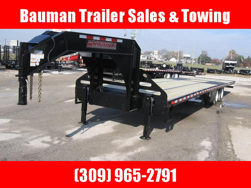 2020 Midsota FB36GN HB Flatbed Trailer