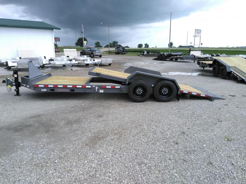 2021 Midsota TB-22 16K Flatbed Trailer